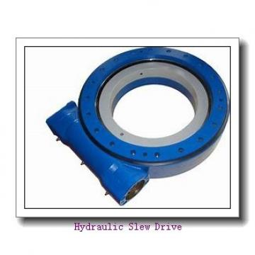 luoyang new energy bearing machine bearing ring gear profile slewing bearing double axial slewing rings