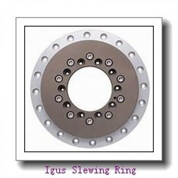 Single-Row Crossed Roller Slewing Bearing - No Gear