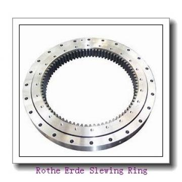crane four point contact ball slweing berigns ball slew ring bearing inter rings