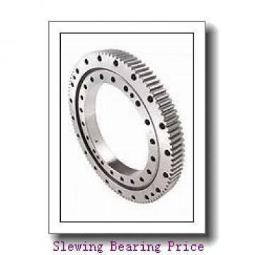 chinese bearing supplier Four point Contact Ball  without gear  slewing ring 010.25.550.03 small  Profile  slewing bearing