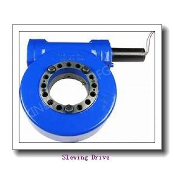 Customized Worm Slew Drive for Manipulator with Hydraulic Motor