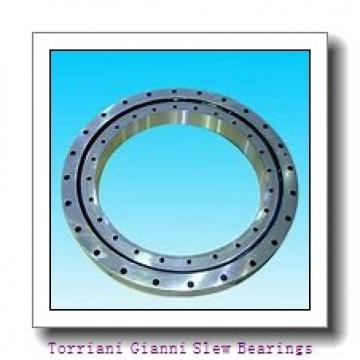 for hyundai slewing circle ball grove crane  slewing bearing