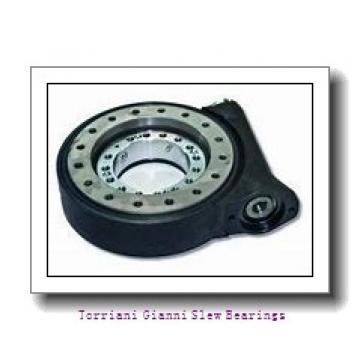 VSA250755-N four point contact ball slewing bearing external gear