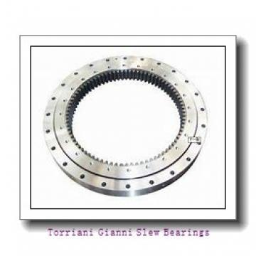 forged koyo crane slew ring outer teeth slewing bearing  for amusement equipment