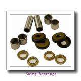 Double-Row Different Ball Diameter Slewing Ring Bearing for Tower Crane