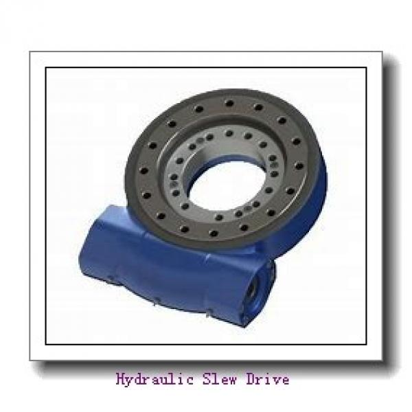 psl bearing 100mm slewing bearing terex bearing iebherr swing gear #3 image
