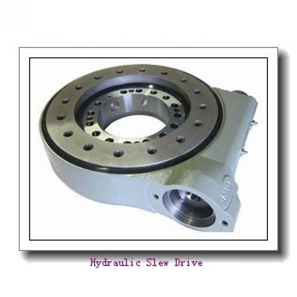 bearing of psl rothe erde ring gear slew inter rings replace imo ring  bearing flange #2 image
