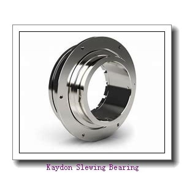 Water proof Small slewing bearings forklift rotator INA spec XU120179 #3 image