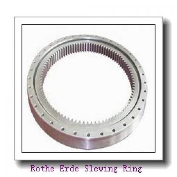 china factory case slewing bearing slew ring for caterpillar  hitachi #2 image