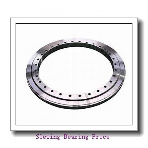 High quality turntable slewing ring  bearing for military,maritime,roough terrain cranes #2 image