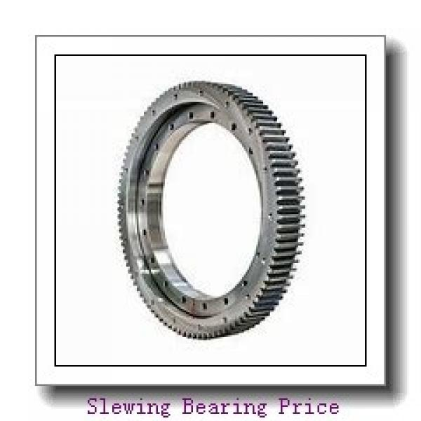 Stable supplied high precision excavator Slewing Bearing for kobelco swing motor bearing #2 image
