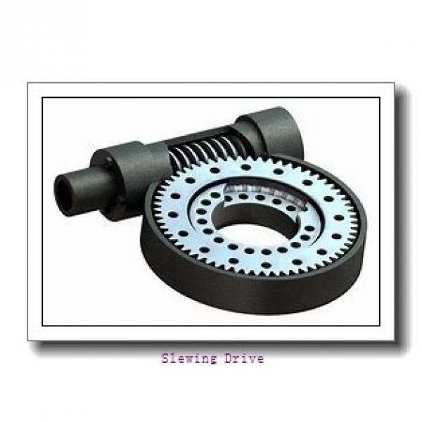 Dual Worm Slewing Drive with Hydraulic Motor for Constuuction Machine #1 image