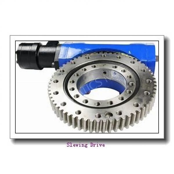 Dual Worm Slewing Drive with Hydraulic Motor for Constuuction Machine #3 image