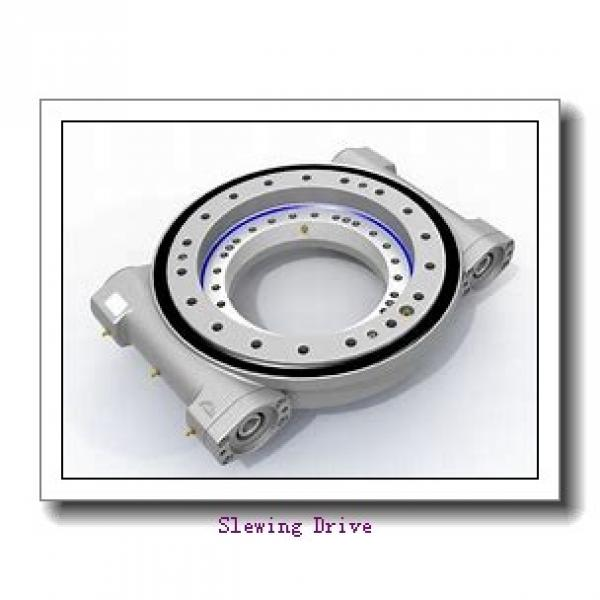 Dual Worm Slewing Drive with Hydraulic Motor for Constuuction Machine #2 image
