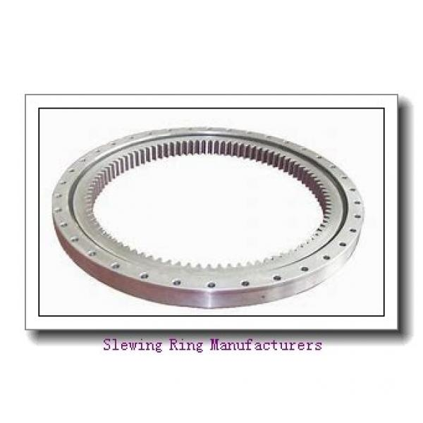 Spur Gear Slewing Drive Gear Drive for Quenching Machine Turntable #2 image