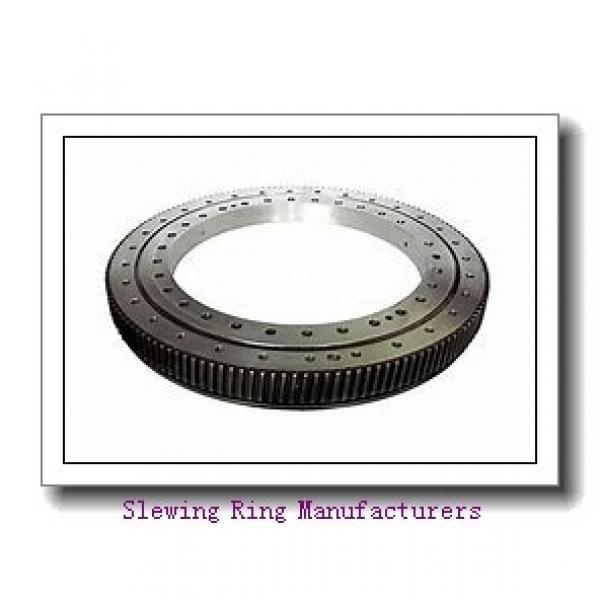 Customrized Slewing Drive Spur Gear Slewing Drive Sp-I 0229/ Ldb-0229 for Heavy Duty Vehicle #2 image