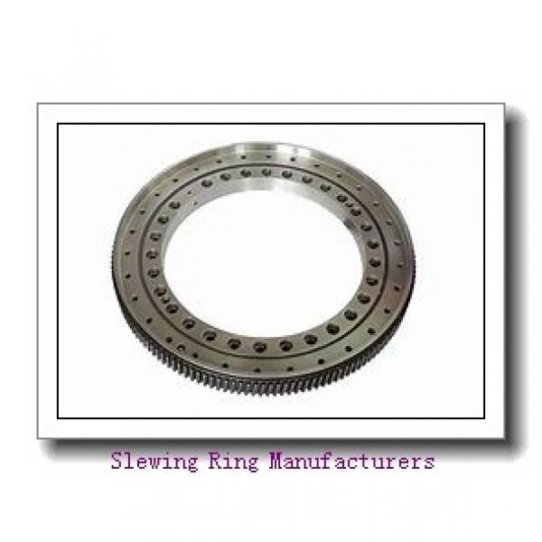 Pinion Drive Spur Gear Slewing Drive for Turn Tables and Antenna Positioner #2 image