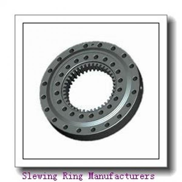 Spur Gear Slewing Drive Gear Drive for Quenching Machine Turntable #1 image