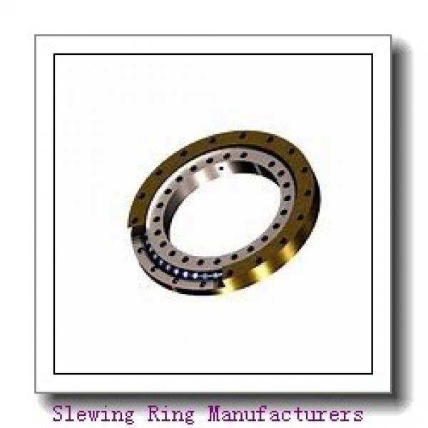 Customrized Slewing Drive Spur Gear Slewing Drive Sp-I 0229/ Ldb-0229 for Heavy Duty Vehicle #1 image