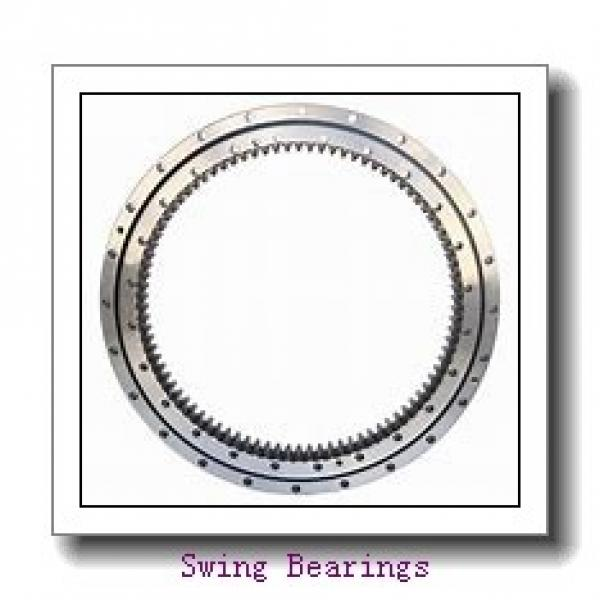 Single Row Four Point Contact Ball Slewing Bearing 010.45.1600 #1 image