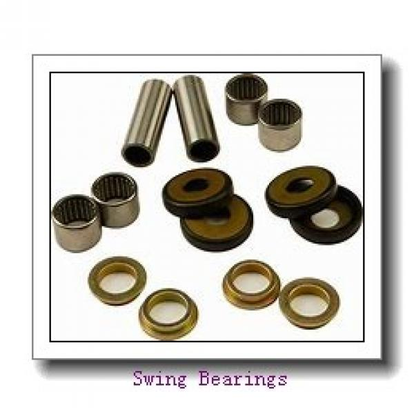 Double-Row Different Ball Diameter Slewing Ring Bearing for Tower Crane #1 image
