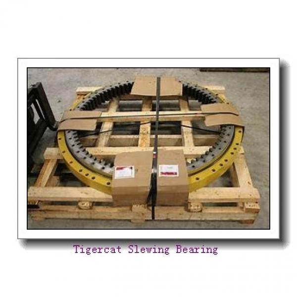 liebherr crane slew ring Deck crane with external gear slewing bearing and Double-row ball slewing bearing Ring #1 image